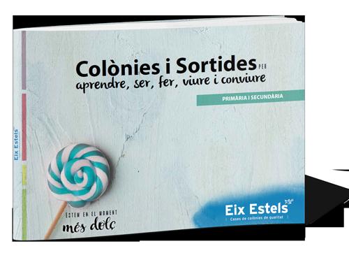 Catàleg de Cases de Colònies per a Escoles - Eix Estels 2017